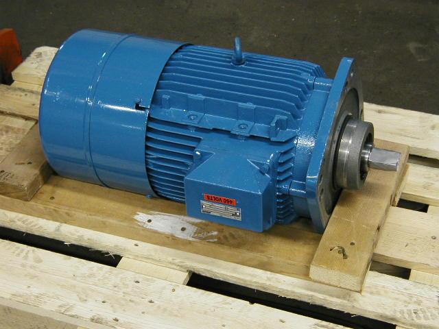 Electric control motor repair for Motors used in cranes